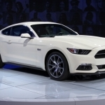 2019 Ford Mustang 50 Year Limited Edition