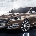 2019 Ford Mondeo Wagon Concept