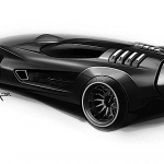 2019 Ford Mad Max Concept
