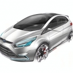 2019 Ford iosis MAX Concept