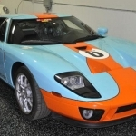 2019 Ford GT Heritage Limited Edition