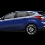 2019 Ford Focus 5 door