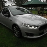2019 Ford FG Falcon Ute XR6 Turbo