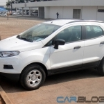 2019 Ford EcoSport EU Version