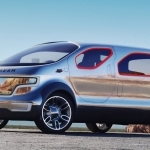 2019 Ford Airstream Concept