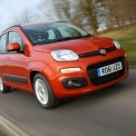 2019 Fiat Panda UK Version