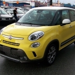 2019 Fiat 500L US Version