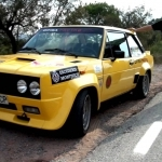 2019 Fiat 131 Abarth Rally