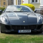 2019 Ferrari 599 GTB Fiorano China