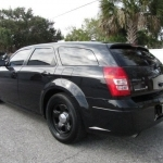 2019 Dodge Magnum Police Vehicle