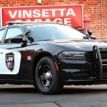 2019 Dodge Charger Police Vehicle