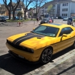 2019 Dodge Challenger SRT8 392 Yellow Jacket