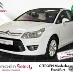 2019 Citroen C4 Coupe with Panoramic Sunroof