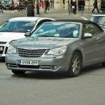 2019 Chrysler Sebring UK Version