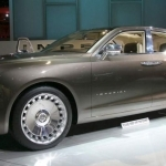 2019 Chrysler Imperial Concept