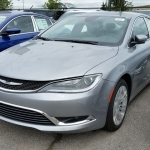 2019 Chrysler 200