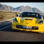 2019 Chevrolet Corvette Stingray EU Version