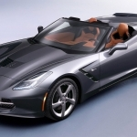 2019 Chevrolet Corvette C7 Stingray Convertible