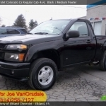 2019 Chevrolet Colorado LS Regular Cab