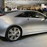 2019 Cadillac CTS Coupe Concept