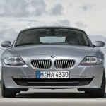2019 BMW Z4 M Coupe UK version