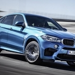 2019 BMW X6 UK Version
