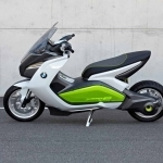 2019 BMW Scooter C Concept