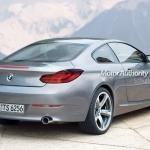2019 BMW 6 Series Coupe Concept