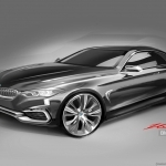 2019 BMW 4 Series Coupe Concept