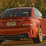 2019 BMW 1 Series M Coupe US Version