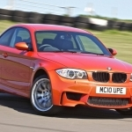 2019 BMW 1 Series M Coupe UK Version