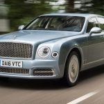 2019 Bentley Mulsanne Mulliner