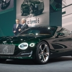 2019 Bentley EXP 10 Speed 6 Concept