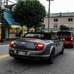 2019 Bentley Continental Supersports Convertible