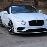 2019 Bentley Continental GT V8 S Convertible