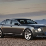 2019 Bentley Arnage Blue Train Series