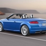2019 Audi TTS Roadster competition