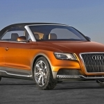 2019 Audi Cross Coupe quattro Concept