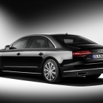 2019 Audi A8 L Security