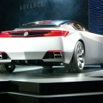 2019 Acura Advanced Sports Car Concept