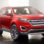 2019 Ford Edge new