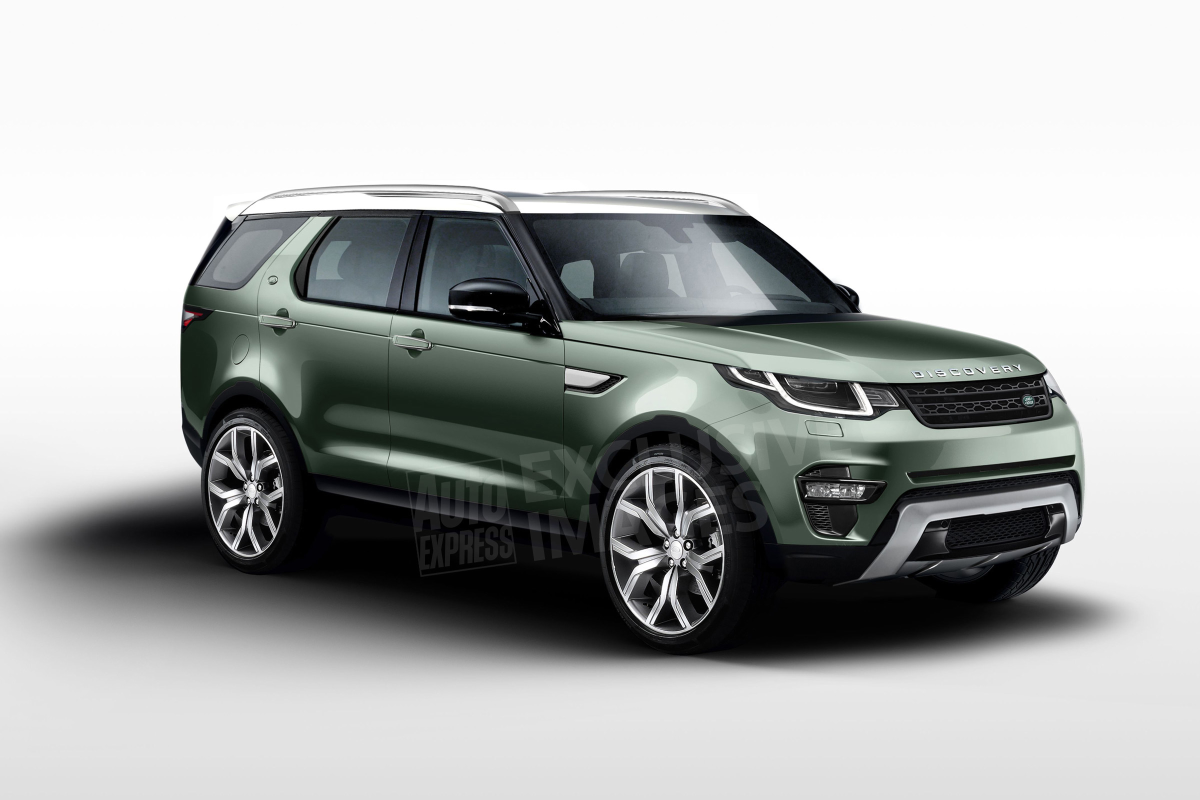 2017 Land Rover Discovery Vision Concept Photo 2