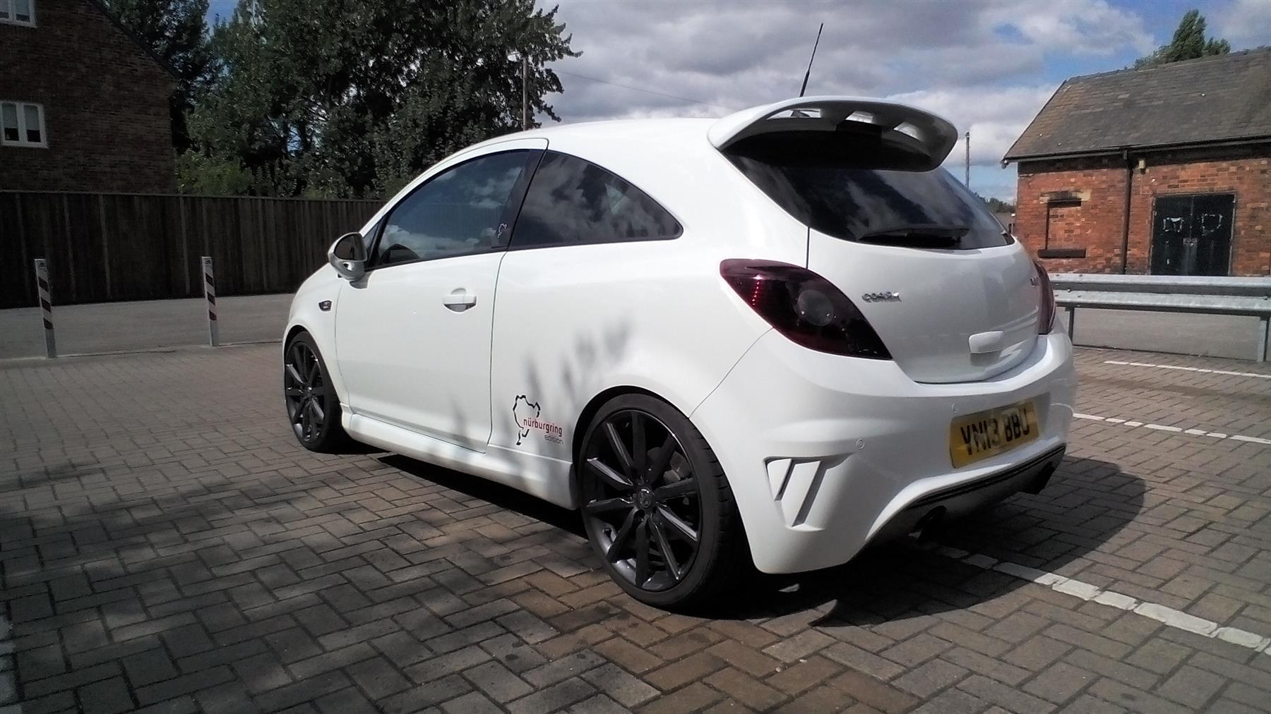 2017 Vauxhall Corsa VXR Nurburgring Edition | Car Photos ...