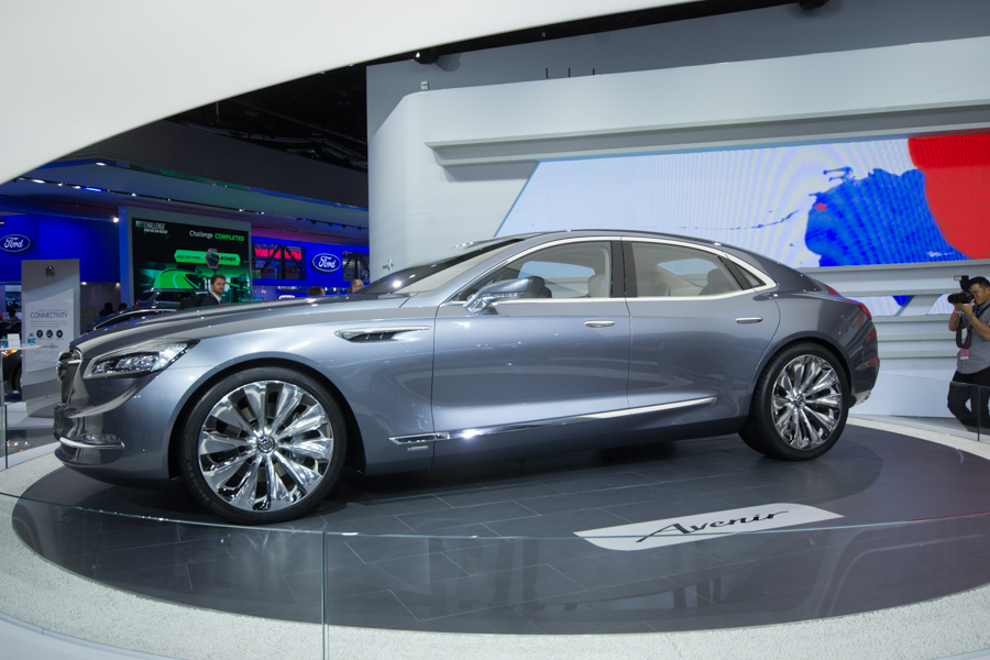 2018 Buick Avenir Concept | Car Photos Catalog 2019