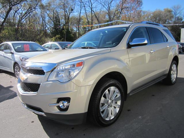 2018 Chevrolet Equinox Sport | Car Photos Catalog 2019