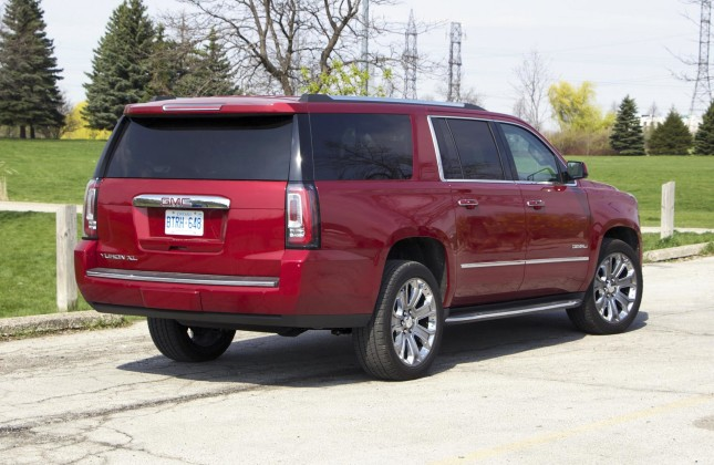 2018 GMC Yukon XL | Car Photos Catalog 2019