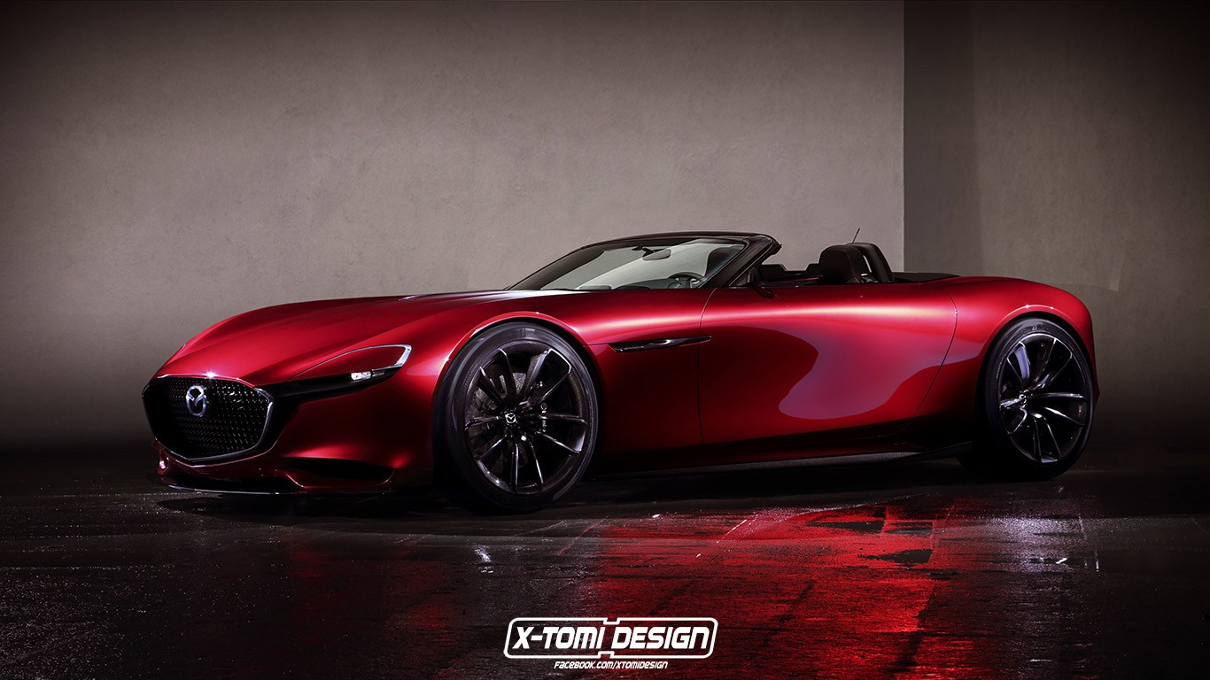 2018 Mazda RX 8 Concept | Car Photos Catalog 2019