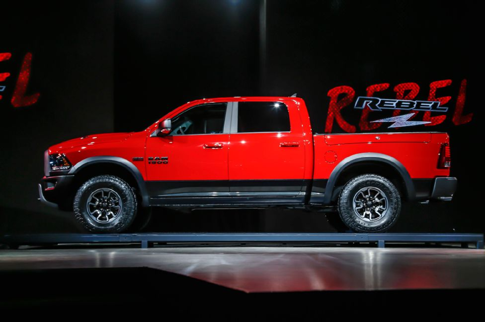 2018 Ram 1500 Rebel | Car Photos Catalog 2019