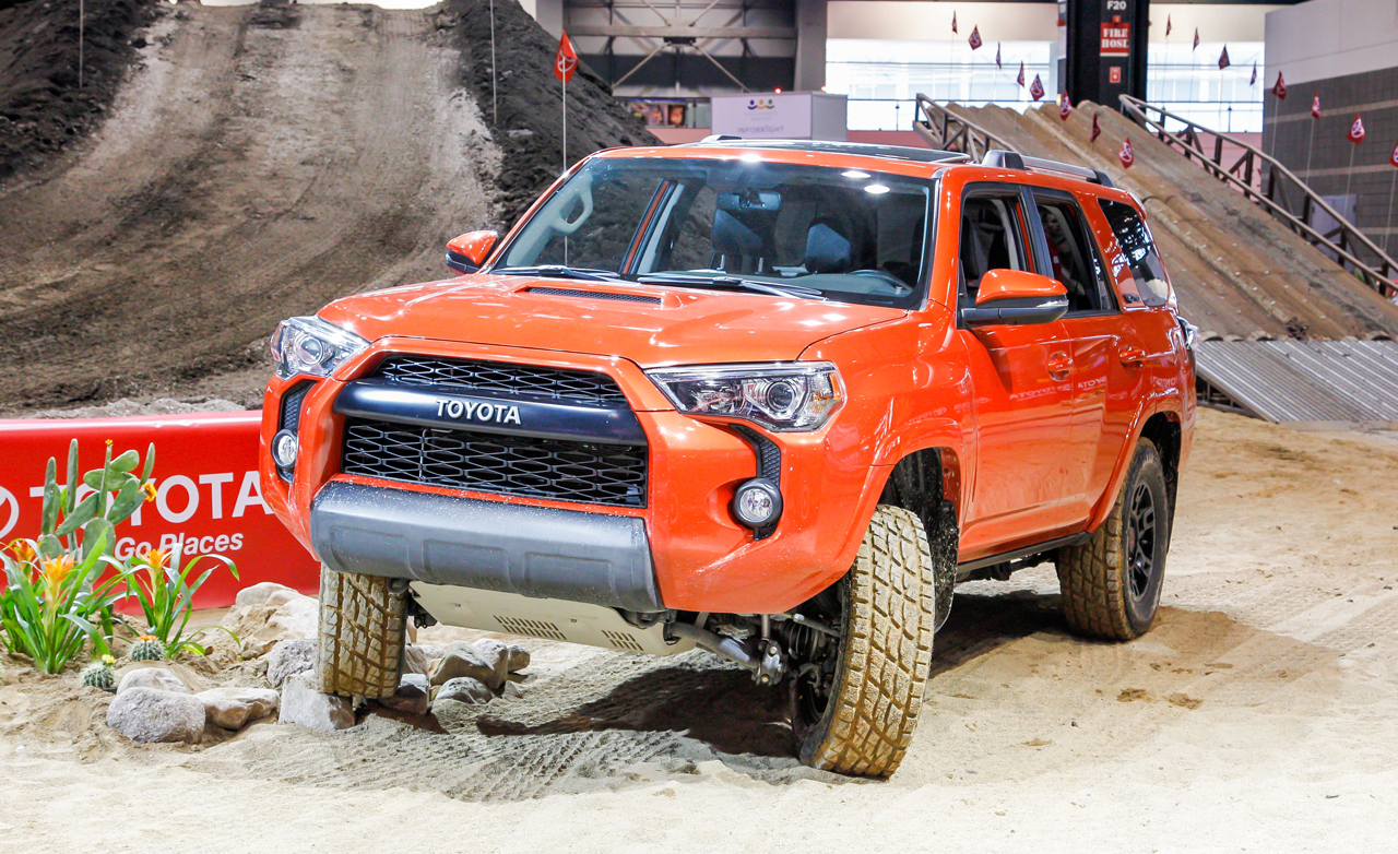 2018 Toyota 4Runner TRD Pro Series | Car Photos Catalog 2018