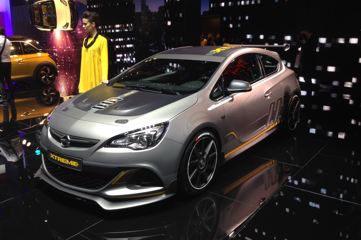 2018 Vauxhall Astra VXR | Car Photos Catalog 2019